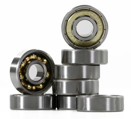 Lucky Jackpots Skateboard Bearings - view large