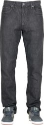 RVCA Daggers Jeans - beaten black