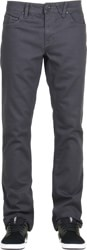 Volcom Vorta Twill Pants - charcoal