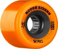 Bones ATF Rough Riders Skateboard Wheels - orange (80a)
