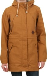 Burton Women's Sadie Jacket - monks robe heather