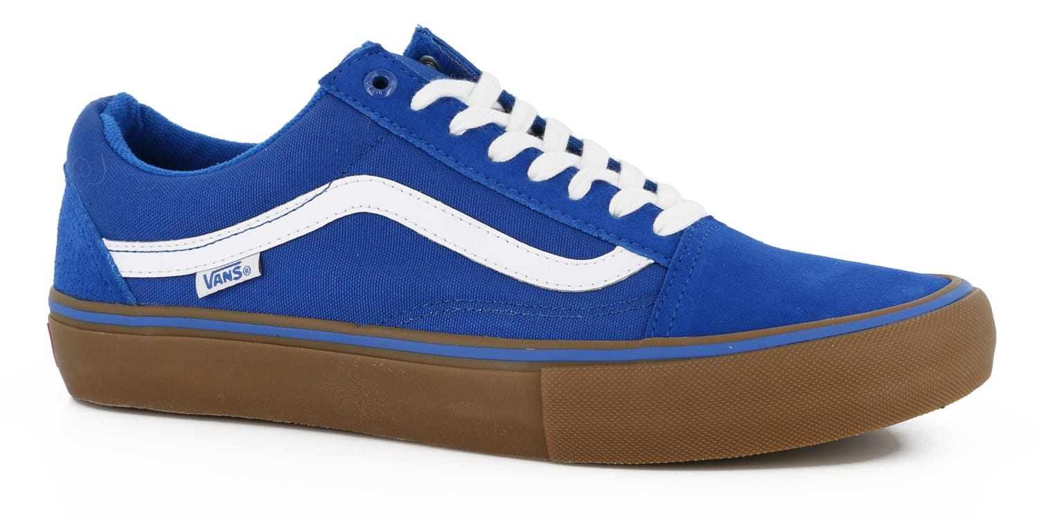 vans old skool pro blue. Black Bedroom Furniture Sets. Home Design Ideas