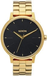 Nixon Kensington Watch - all gold/black
