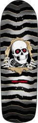 Powell Peralta Old School Ripper 10.0 Skateboard Deck - grey