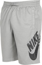 Nike SB Dri-Fit Sunday Shorts - dark grey heather/black