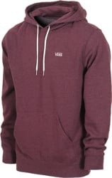 Vans Core Basics Hoodie - port heather