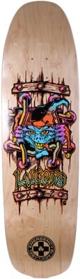 Black Label Emergency Lucero X2 8.88 Skateboard Deck - view large