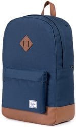 Herschel Supply Heritage Backpack - navy/tan