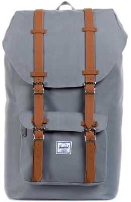 Herschel Supply Little America Backpack - grey/tan - view large