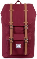 Herschel Supply Little America Backpack - windsor wine/tan