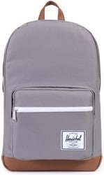 Herschel Supply Pop Quiz Backpack - grey/tan