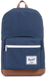Herschel Supply Pop Quiz Backpack - navy/tan