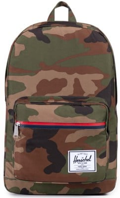 Herschel Supply Pop Quiz Backpack - woodland camo - view large