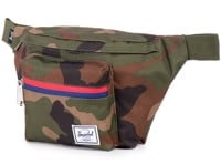 Herschel Supply Seventeen Hip Pack - woodland camo/multi zip