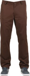 Matix Welder Classic Pants - chocolate