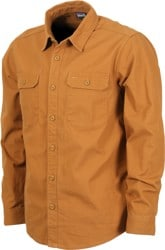Patagonia Workwear L/S Shirt - bear brown canvas