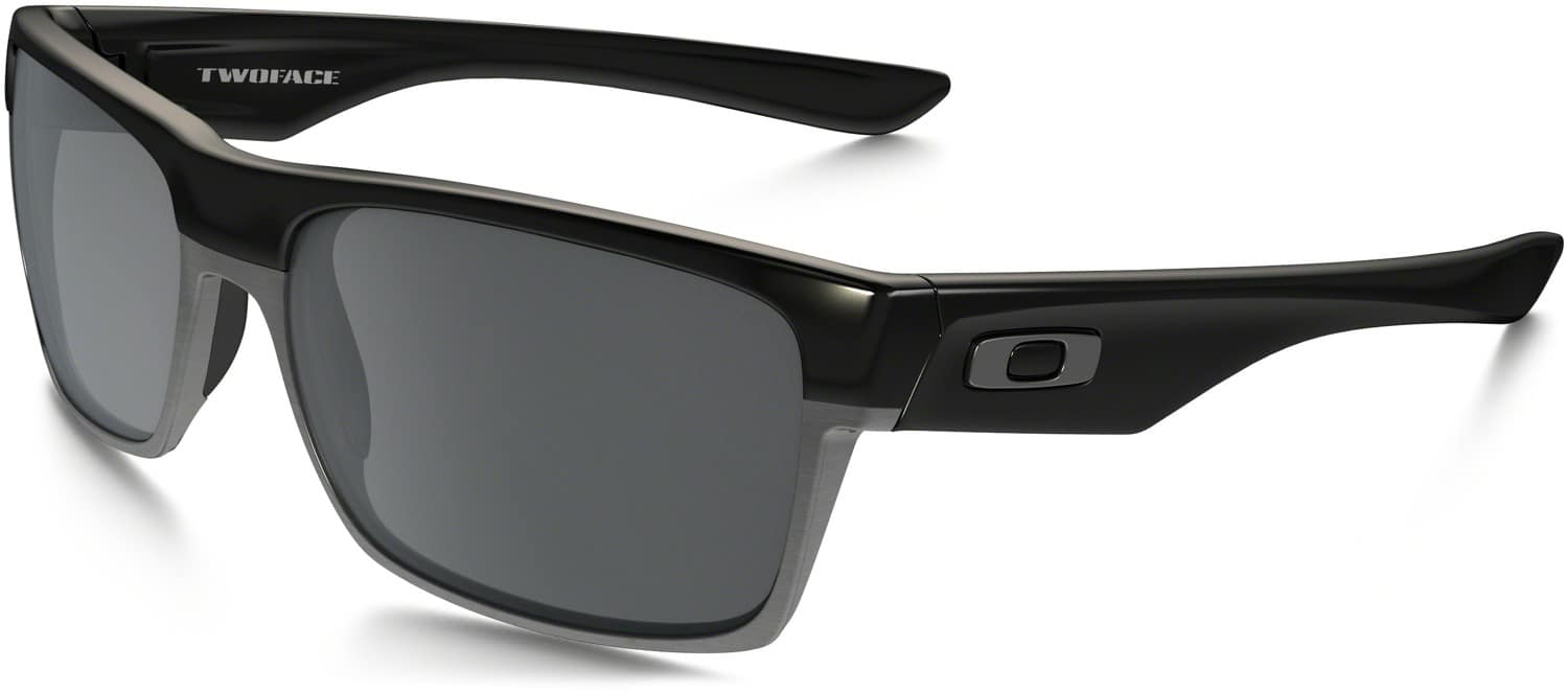 b28305fbf0 Oakley Twoface Polished Black Polarized