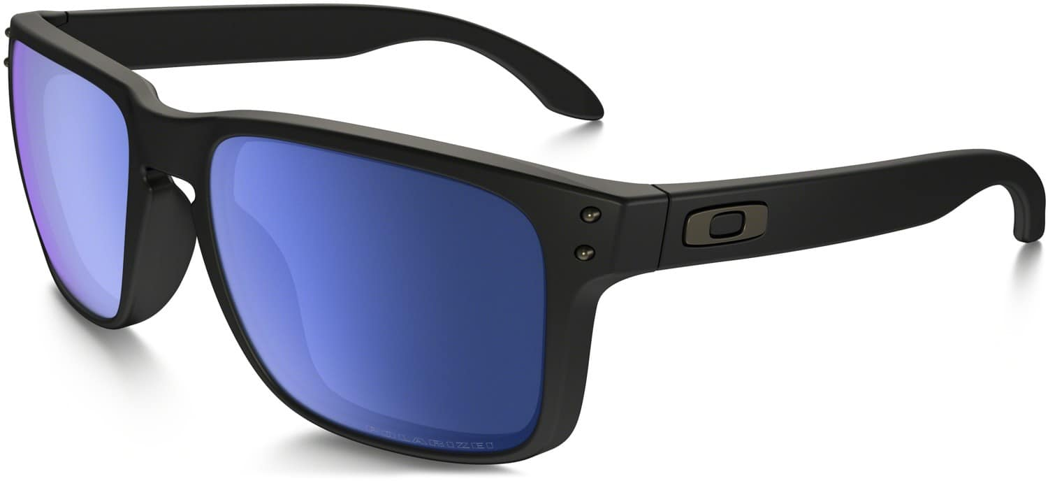 Oakley Holbrook Matte Black Polarized