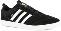 Adidas Suciu ADV Skate Shoes - black/white/gold metallic