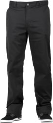 Altamont Davis Straight Chino Pants - black