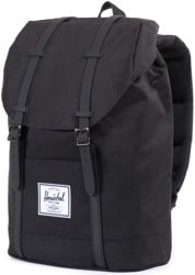 Herschel Supply Retreat Backpack - black/black