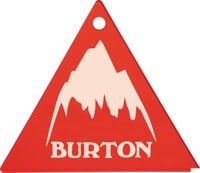Burton Tri-Scraper - orange