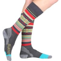 Burton Women's Trillium Snowboard Socks - faded