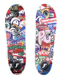 Footprint King Foam Elite Insole - peep game