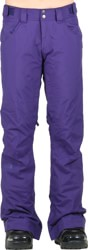The North Face Women's Farrows Pants 2016 - garnet purple