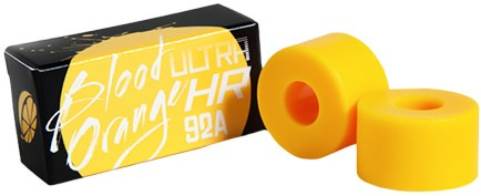 Blood Orange Ultra-HR Barrel Longboard Bushings (1 Truck) - view large
