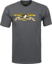 Anti-Hero Eagle T-Shirt - charcoal