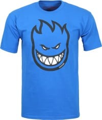 Spitfire Bighead Fill T-Shirt - royal