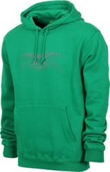 Anti-Hero Basic Eagle Hoodie - kelly green