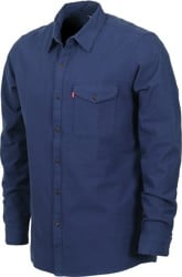 Levi's Reform Flannel Shirt - night sky