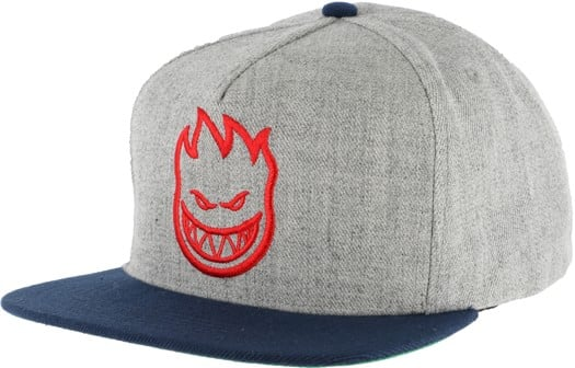 Spitfire Bighead Snapback Hat - view large