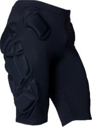 Crash Pads Padded Pro-Pant with Tail Shield - black