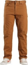Nike SB FTM 5 Pocket Pants - ale brown