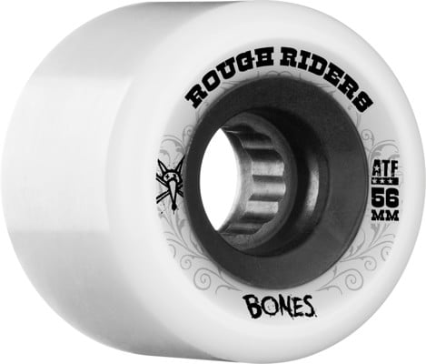 Bones ATF Rough Riders Cruiser Skateboard Wheels - view large