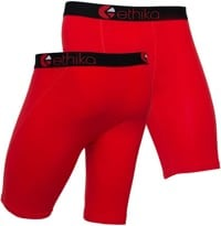 Ethika Staple Sports Boxer Brief - windy red