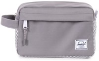 Herschel Supply Chapter - grey micro polka dot