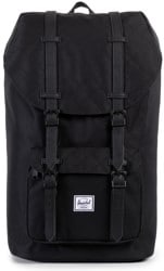 Herschel Supply Little America Backpack - quilted black