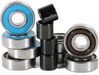 Modus Abec 7 Skateboard Bearings - blue