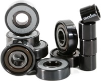 Modus Titanium Skateboard Bearings - white