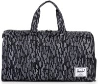 Herschel Supply Novel Duffle Bag - b/w rain camo