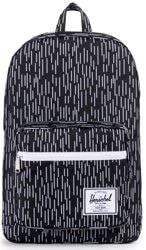 Herschel Supply Pop Quiz Backpack - b/w rain camo