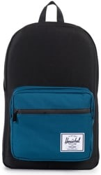 Herschel Supply Pop Quiz Backpack - black/ink blue