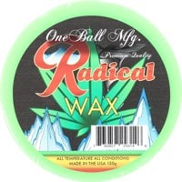 One Ball Jay Radical Green All-Temp Snowboard Wax