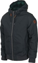 Element Dulcey Jacket - dark charcoal