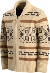 Pendleton The Original Westerley Sweater - tan/brown