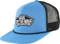 Vans Classic Patch Trucker Hat - french blue